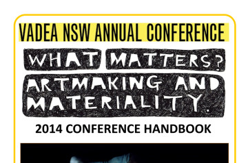 Handbook for the 2014 VADEA Conference