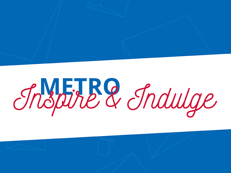 Inspire & Indulge Inner West, the first Metropolitan Inspire and Indulge for 2016/2017